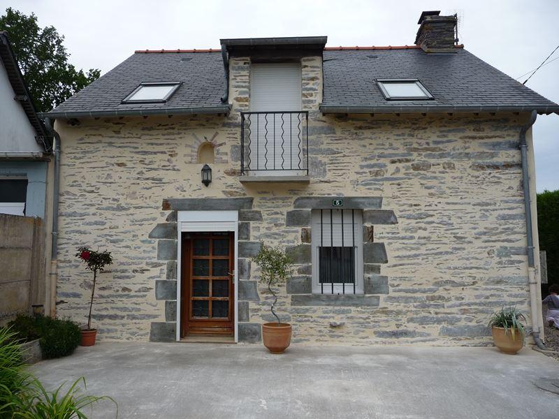 Ravalement de façade 35 Pipriac Ille et Vilaine – Pierres Vues