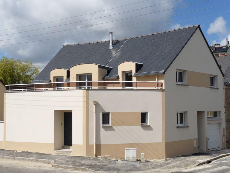 Ravalement de façade 35 Rennes Ille et Vilaine – réalisation de modénatures